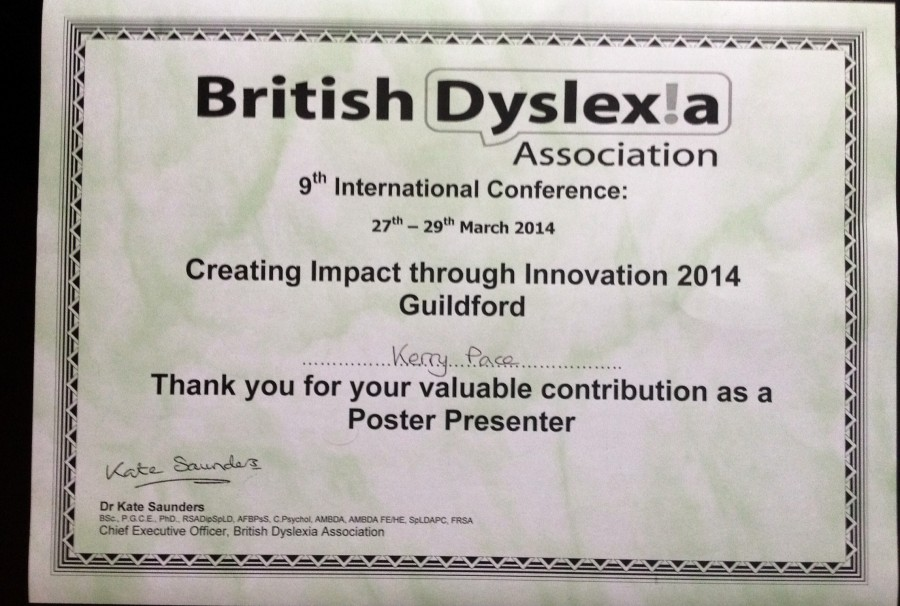 british dyslexia association Discover the british dyslexia association's section for our affinity partners we are very grateful to them for all of their support.